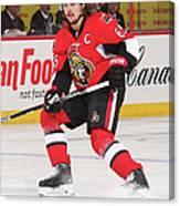Montreal Canadiens V Ottawa Senators Canvas Print