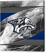 Nashville Predators Canvas Print
