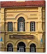 National Library In Nakorn Phanom Thailand Canvas Print
