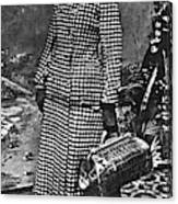 Nellie Bly (1867-1922) Canvas Print