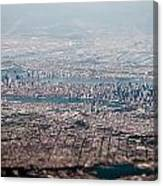 New York City Aerial Canvas Print