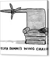 New Yorker November 30th, 1992 Canvas Print