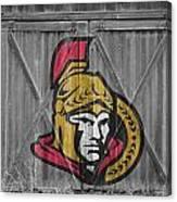 Ottawa Senators Canvas Print
