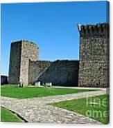 Ourem Castle Canvas Print