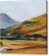 Paros Canvas Print