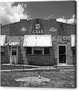 Route 66 Cafe Canvas Print