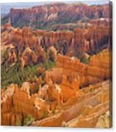 Sandstone Hoodoos Bryce Canyon Natl Park Canvas Print