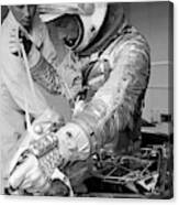 Scott Carpenter Canvas Print