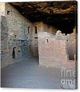 Spruce Tree House Mesa Verde National Park Canvas Print
