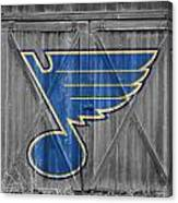 St Louis Blues Canvas Print