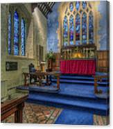 St Mary's Canvas Print