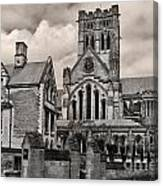 The Cathedral Of St John The Baptist Canvas Print