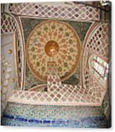 Topkapi Sarayi Palace Istanbul Turkey Canvas Print