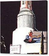 Tower Theatre Canvas Print