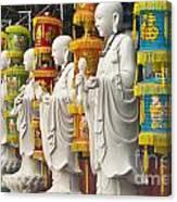 Vietnamese Temple Shrine Canvas Print