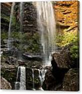 Wentworth Falls Blue Mountains Canvas Print