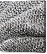 Wool Background Canvas Print