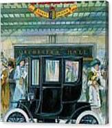 Baker Electrics Canvas Print