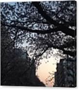 #landscape Canvas Print