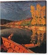 France, Ile De France, Paris, Muse Canvas Print