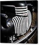 '46 Chevy Canvas Print