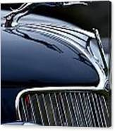Classic Ford Detail Canvas Print
