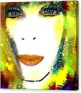 Briana Canvas Print