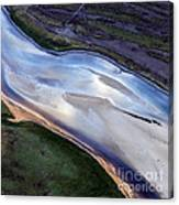 Aerial Photo Canvas Print
