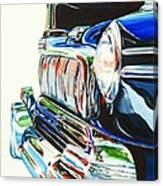 47 Mercury Canvas Print