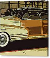 '48 Chevy Cool Canvas Print