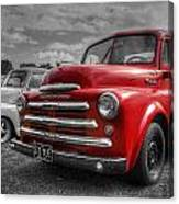 48' Dodge Fargo Canvas Print