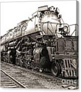 4884 Big Boy Canvas Print