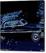 49 Packard Survived Canvas Print