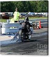 4971 Esta Safety Park 08-24-14 Canvas Print