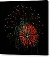 4th Of July 5 Canvas Print