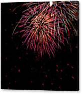 4th Of July 9 Canvas Print