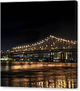 4th Of July In The Big Easy Canvas Print