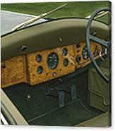1937 47 Rolls Royce Canvas Print