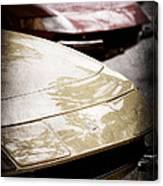 1973 Ferrari 365 Gtb-4 Canvas Print