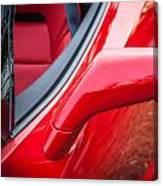 2014 Chevrolet Corvette C7  Canvas Print