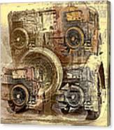 5 A's Canvas Print