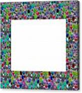 Border Frames Square Buy Any Faa Produt Or Download For Self-printing  Navin Joshi Rights Managed Im Canvas Print