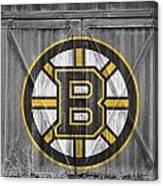 Boston Bruins Canvas Print