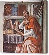 Botticelli, Alessandro Di Mariano Dei Canvas Print