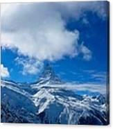 cervino - Matterhorn Canvas Print
