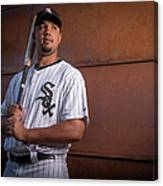 Chicago Whte Sox Photo Day Canvas Print