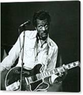 Chuck Berry Canvas Print