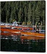 Classic Runabouts Canvas Print