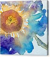 Dahlias Collection Canvas Print