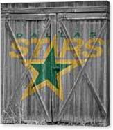Dallas Stars Canvas Print